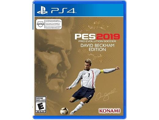 Pro Evolution Soccer 2019 D Beckham Ed Ps4 Start Game Tienda De